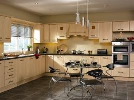 Mona loire ash kitchen