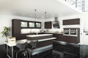 Brentford melinga oak kitchen