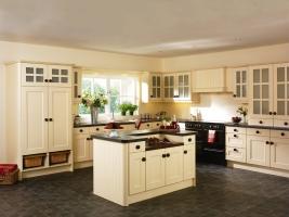 Vienna cream ash kitchen