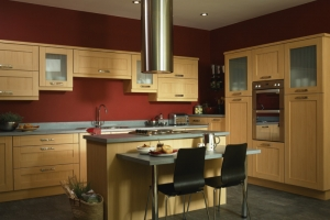 Tuscany beech kitchen