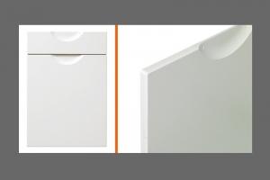 Scoop kitchen door style