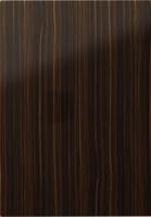 Goscote ebony high gloss woodgrain