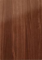 Goscote walnut high gloss woodgrain