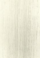 PVC edged textured woodgrain hacienda white