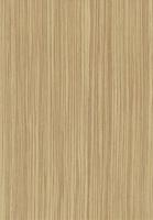 PVC edged textured woodgrain sand zebrano