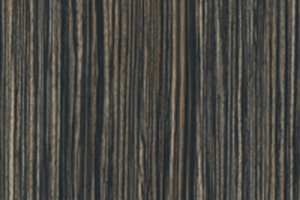 PVC edged textured woodgrain grey beige zebrano
