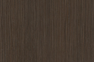 PVC edged textured woodgrain woodline mocha