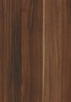 PVC edged woodgrain autumn plum