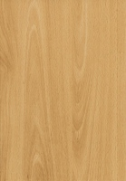 PVC edged woodgrain ellmau beech