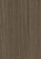 PVC edged woodgrain grey brown ontario walnut
