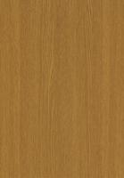 PVC edged woodgrain light calais oak