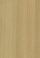 PVC edged woodgrain light ferrara oak