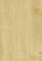 PVC edged woodgrain maple