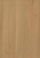 PVC edged woodgrain natural tauern beech