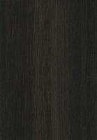 PVC edged woodgrain red brown highland oak