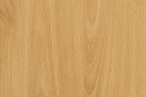 PVC edged woodgrain ellmau beech