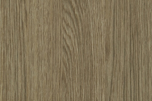 PVC edged woodgrain grey lacquered chateau oak