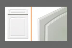 Arch kitchen door style