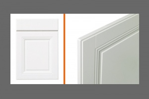 Melbourne kitchen door style